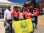 A brilhante equipa do CAAL! - MIUT - Ultra Trail da Madeira