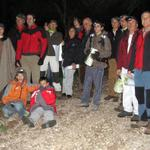 2007 Monsanto - O grupo no Parque Florestal